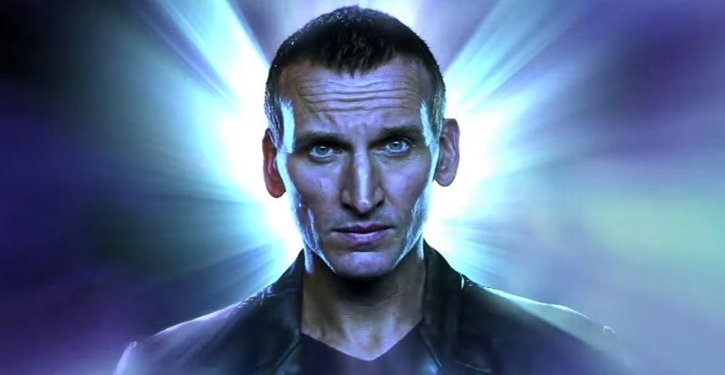 Fantastic! Christopher Eccleston returning to Doctor Who