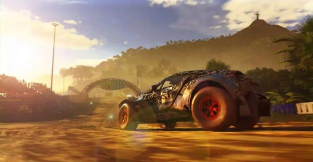 Strap in for some DIRT 5 gameplay