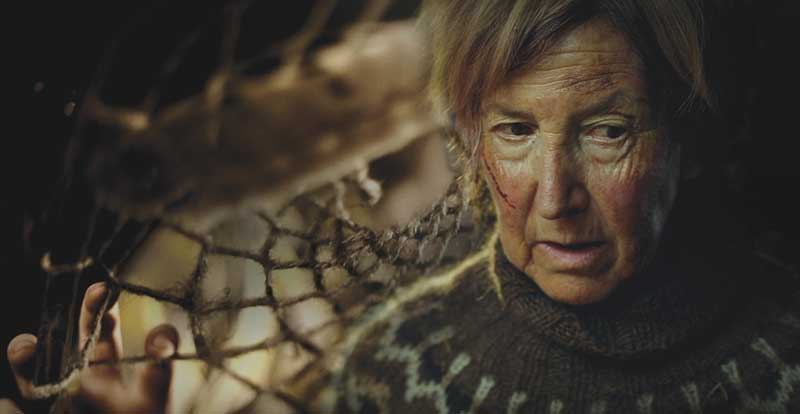 Interview with Lin Shaye – Dreamkatcher