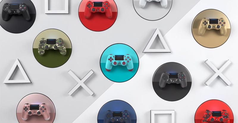 Limited DualShock colours returning