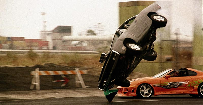 Friday Flick - The Fast and the Furious