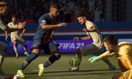 Check out FIFA 21 gameplay