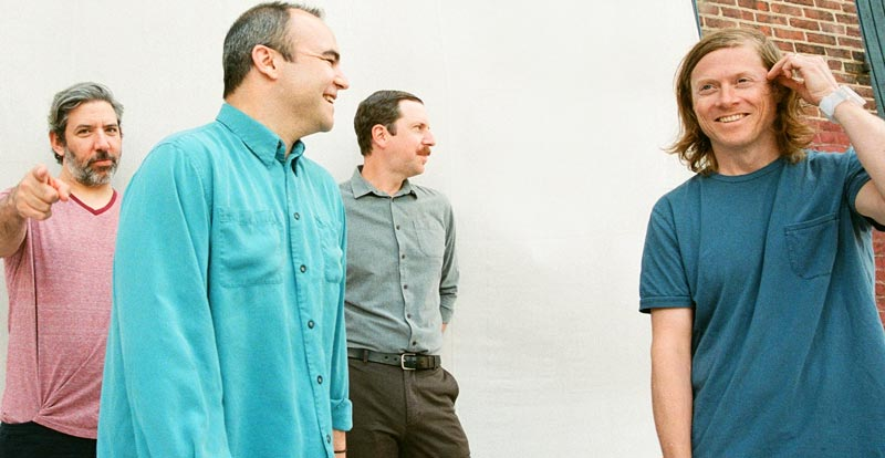 Future Islands announce new long-player
