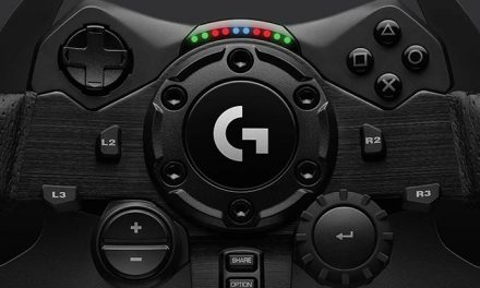Get behind Logitech G's new racing wheel
