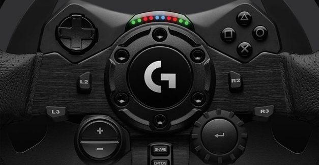 Get behind Logitech G's new racing wheel