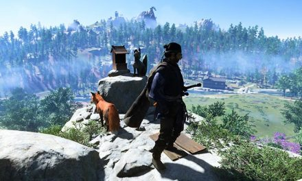 Talking history with Ghost of Tsushima