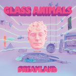Album cover for Dreamland by Glass ANimals