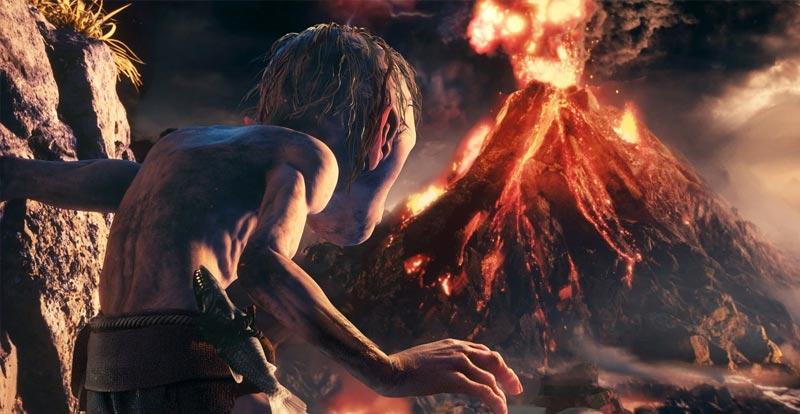 Tolkien's Gollum set to get game