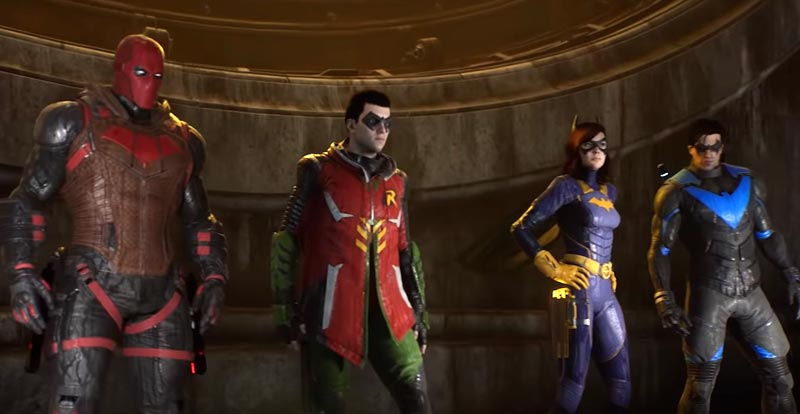 Batman is dead… enter the Gotham Knights
