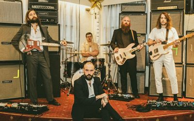 Idles unleash 'Model Village'