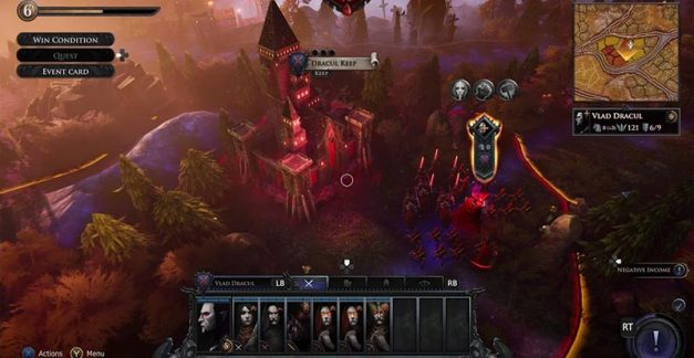 Immortal Realms: Vampire Wars – review