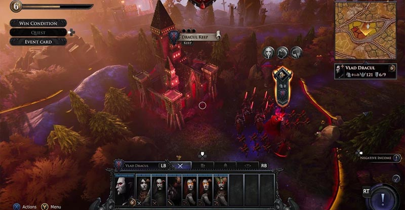 Immortal Realms: Vampire Wars – review