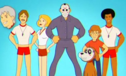 What if Friday the 13th went Saturday morning cartoon?