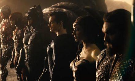 Hallelujah! It's the Justice League Snyder cut