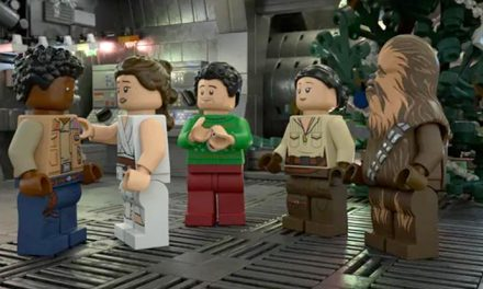 LEGO vs The Star Wars Holiday Special