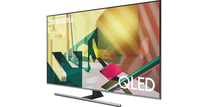 "Samsung Q80T 75"" QLED UHD 4K Smart TV"