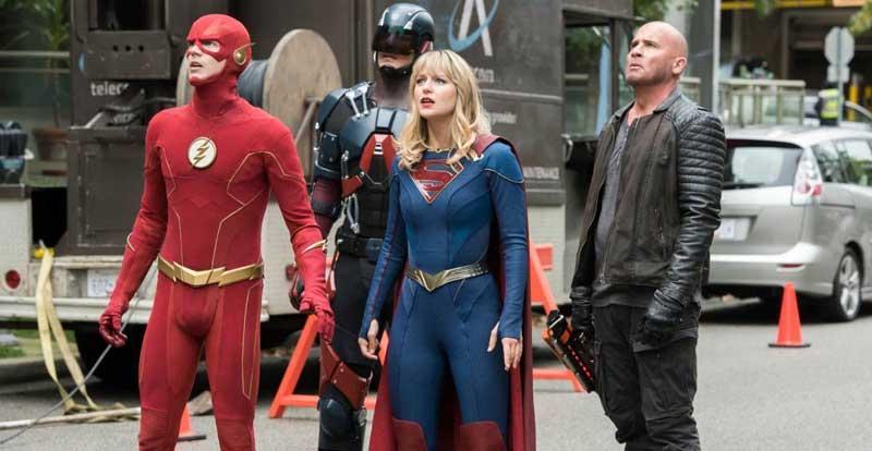 DC's Legends of Tomorrow: Season 5 on DVD & Blu-ray September 23