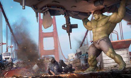 Assembling for the Marvel's Avengers beta