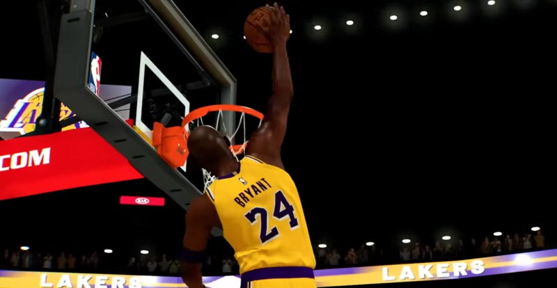 Sample NBA 2K21 right now