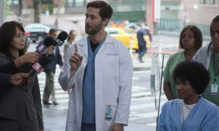 New Amsterdam: Season 2 on DVD September 23