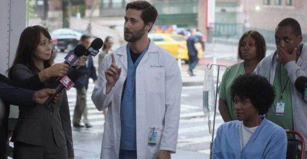 New Amsterdam: Season 2 on DVD September 23