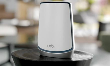 Playing with the Netgear Orbi RBK832