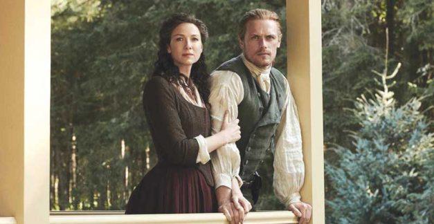 Outlander: Season 5 on DVD & Blu-ray September 23