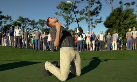 PGA Tour 2K21 – review