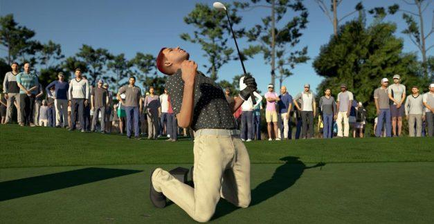 PGA Tour 2K21 – review