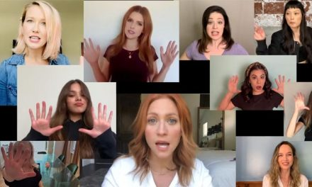 Pitch Perfect's Bellas reunite for charity
