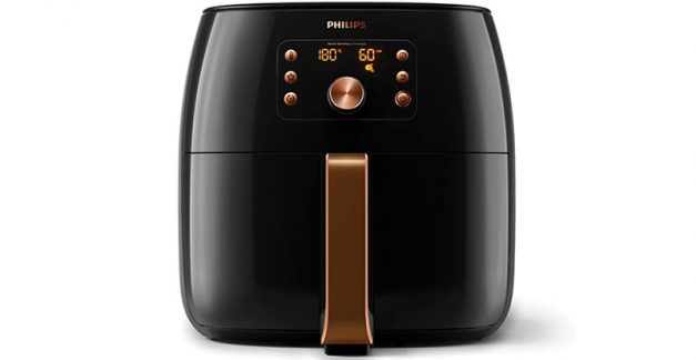 Playing with the Philips Airfryer XXL