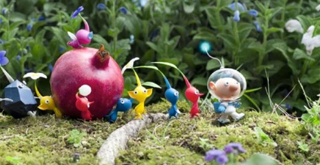 Pikmin 3 set to touch down on Switch