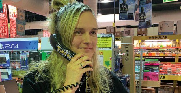 STACK's games Roving Reporter visits Tam at JB Marion, SA