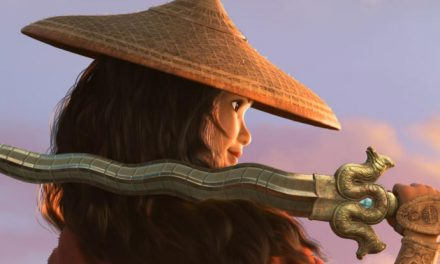 A little Raya sunshine – Disney's latest animated feature