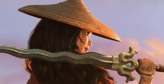 A little Raya sunshine – Disney's latest animated feature