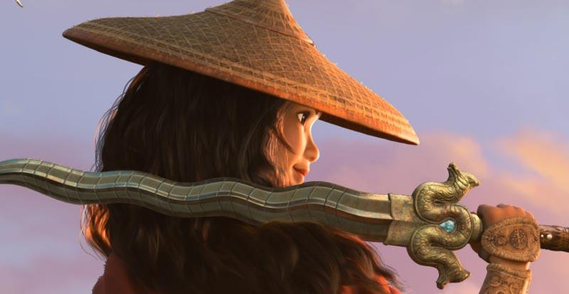A little Raya sunshine - Disney's latest animated feature - STACK | JB Hi-Fi