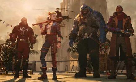 Strewth, it's Suicide Squad: Kill the Justice League!