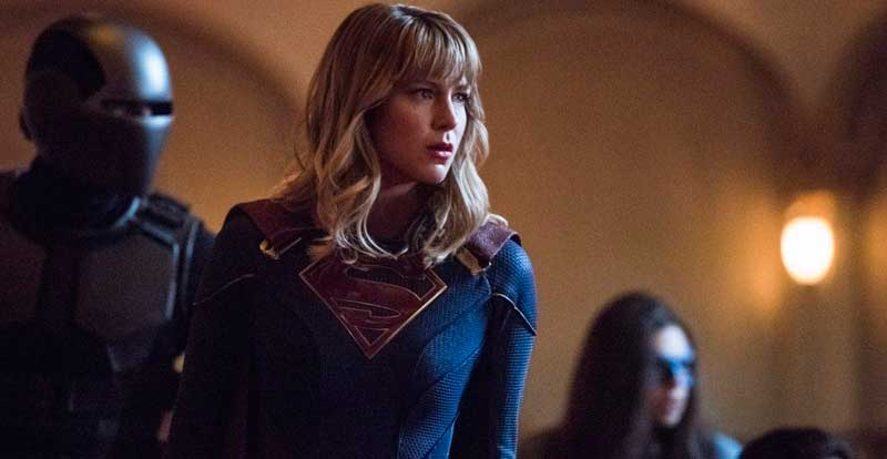 Supergirl: Season 5 on DVD & Blu-ray September 9
