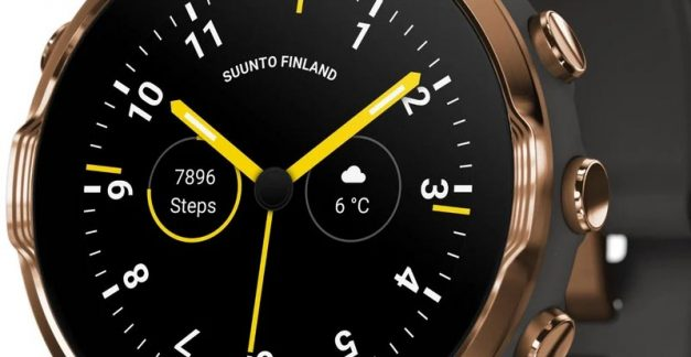 Suunto updates flagship smart sportswatch