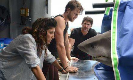 Deep Blue Sea 3 on DVD & Blu-ray August 12