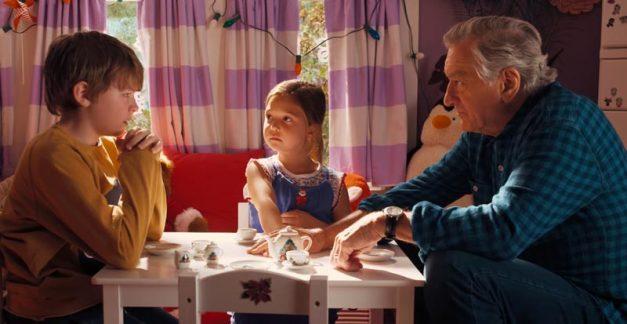 De Niro doesn't play nice in The War with Grandpa