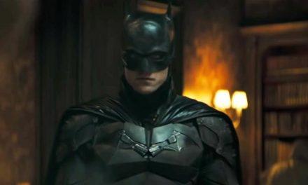 Check out Robert Pattinson as The Batman