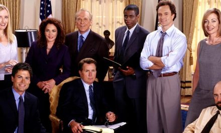A return to The West Wing