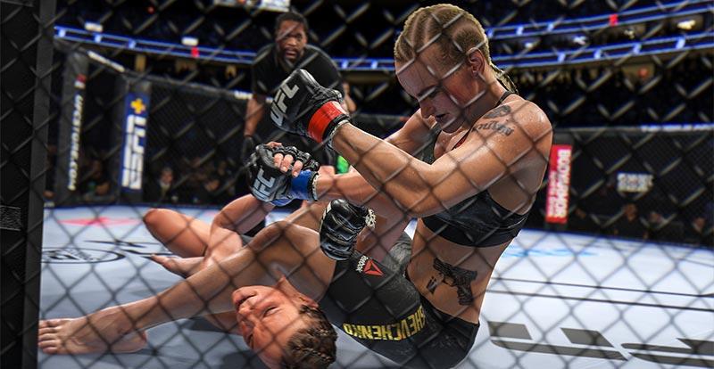 UFC 4 – review