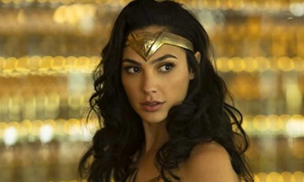 A new look at Wonder Woman 1984