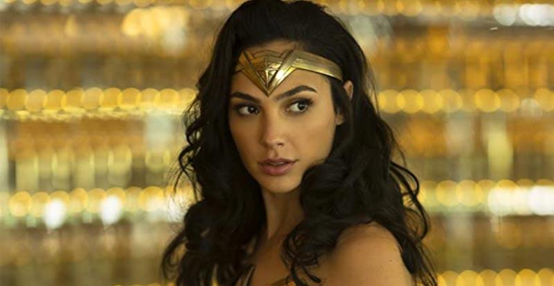 A new look at Wonder Woman 1984