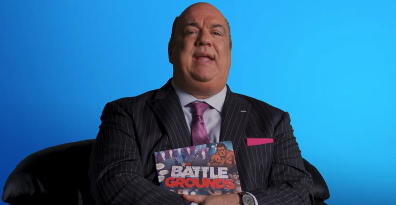 Hey man! WWE 2K Battlegrounds has a whole lotta modes