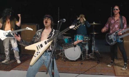 Whoa! Weezer rock out for Bill & Ted