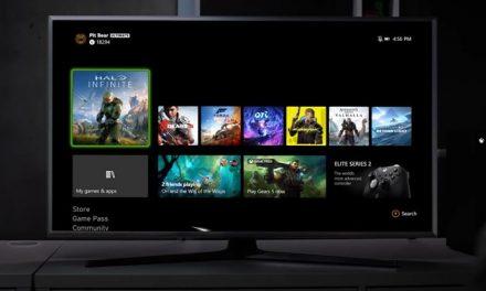 Examining the Xbox Series X dash