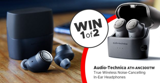WIN some awesome audio!
